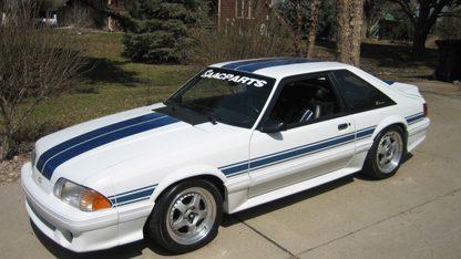 1992 Ford Mustang SAAC Mk1 2-Door