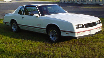 1987 Chevrolet Monte Carlo SS Areo Coupe