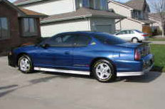2003 Chevrolet Monte Carlo SS Jeff Gordon Edition 200 HP, 4-Speed Automatic presented as lot F54 at Des Moines, IA 2010 - image2
