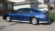 2003 Chevrolet Monte Carlo SS Jeff Gordon Edition 200 HP, 4-Speed Automatic presented as lot F54 at Des Moines, IA 2010 - thumbail image2