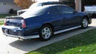 2003 Chevrolet Monte Carlo SS Jeff Gordon Edition 200 HP, 4-Speed Automatic presented as lot F54 at Des Moines, IA 2010 - thumbail image3