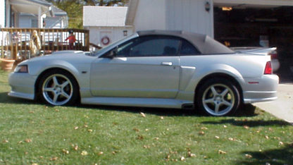 2001 Ford Roush Stage II Convertible