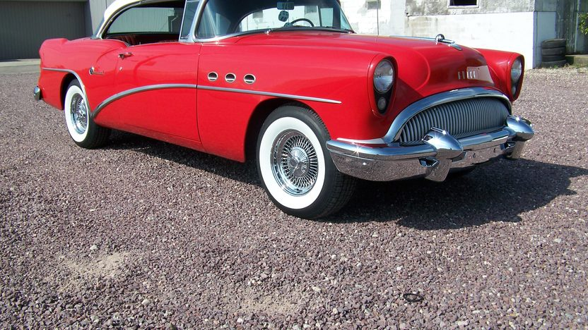 1954 Buick Special 2-Door Hardtop 262 CI presented as lot S151 at Des Moines, IA 2010 - image2