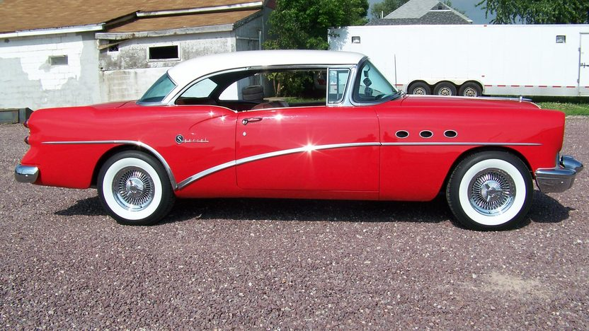1954 Buick Special 2-Door Hardtop 262 CI presented as lot S151 at Des Moines, IA 2010 - image6