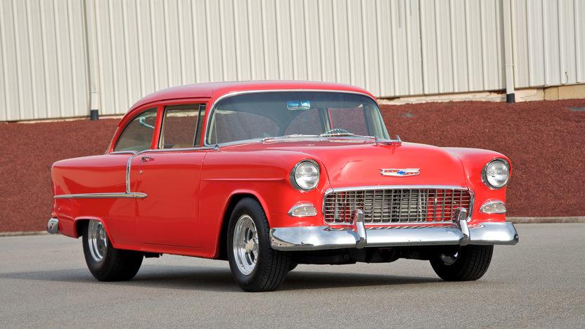 1955 Chevrolet 150 2-Door Sedan