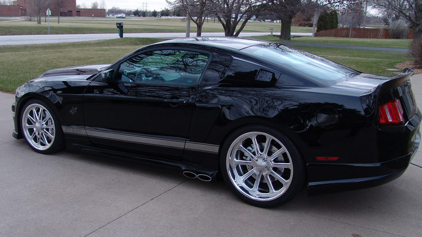 2011 Ford Mustang GT Pegasus 650 HP presented as lot S121.1 at Des Moines, IA 2011 - image3