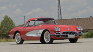 1958 Chevrolet Corvette 283/230 HP, Automatic presented as lot F135 at Des Moines, IA 2012 - thumbail image10