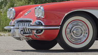 1958 Chevrolet Corvette 283/230 HP, Automatic presented as lot F135 at Des Moines, IA 2012 - thumbail image6