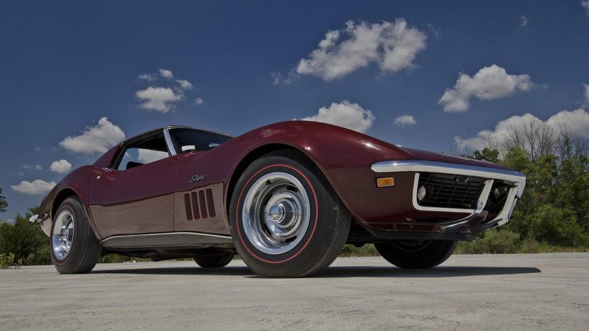 1969 Chevrolet Corvette L88 Replica presented as lot F181 at Des Moines, IA 2012 - image12