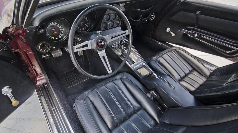 1969 Chevrolet Corvette L88 Replica presented as lot F181 at Des Moines, IA 2012 - image4