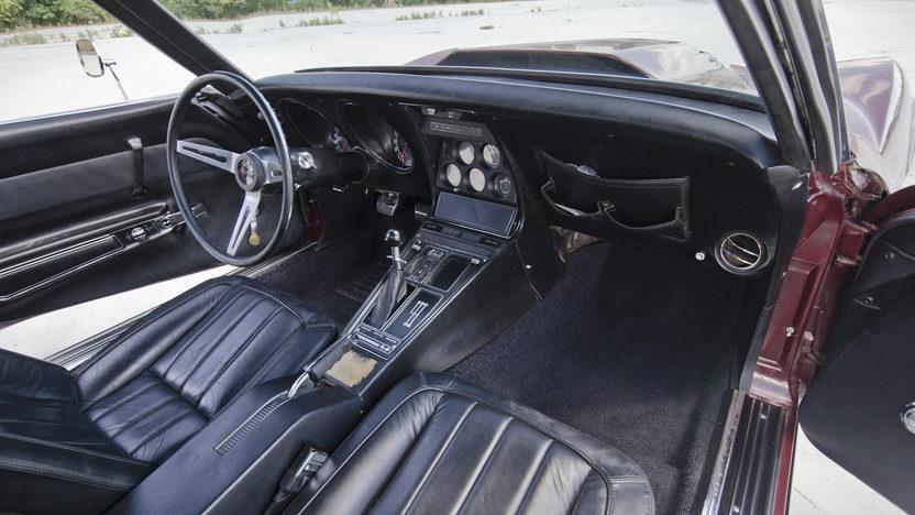 1969 Chevrolet Corvette L88 Replica presented as lot F181 at Des Moines, IA 2012 - image5