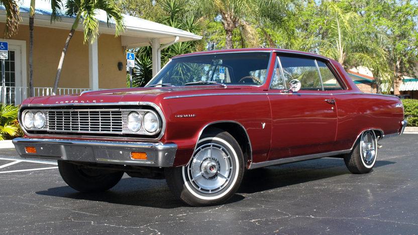 Mercedes Of Des Moines >> 1964 Chevrolet Chevelle SS Coupe | Mecum Des Moines 2012 | S58