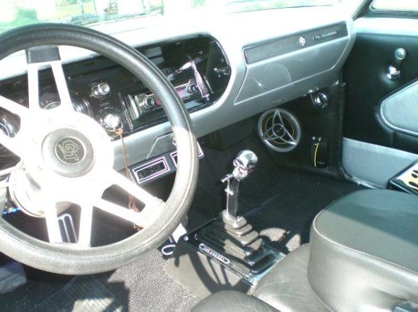 1964 Chevrolet El Camino Pickup 350/300 HP, Automatic presented as lot F219 at Kansas City, MO 2010 - image5