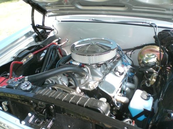1964 Chevrolet El Camino Pickup 350/300 HP, Automatic presented as lot F219 at Kansas City, MO 2010 - image7