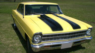 1967 Chevrolet Nova II 350/475 HP presented as lot F211 at Kansas City, MO 2010 - thumbail image2