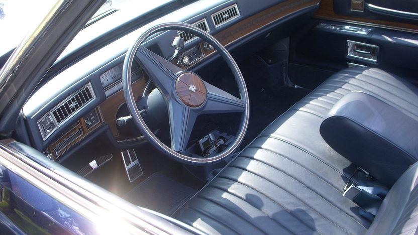 1974 Cadillac Eldorado Convertible 500 CI, Automatic presented as lot F9 at Kansas City, MO 2010 - image4