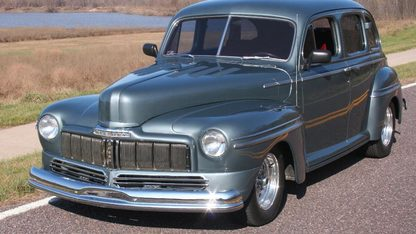 1947 Mercury 4-Door Sedan