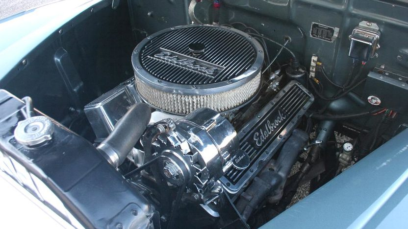 1947 Mercury  4-Door Sedan 283/350 HP, 3-Speed Automatic presented as lot F16 at Kansas City, MO 2010 - image5