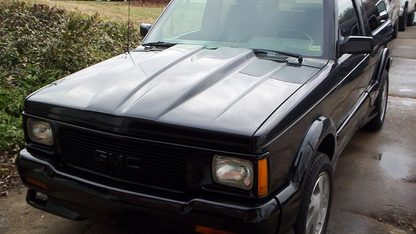 1994 GMC Typhoon SUV