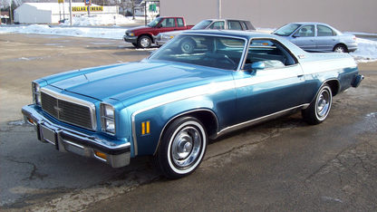 1977 GMC Sprint Pickup