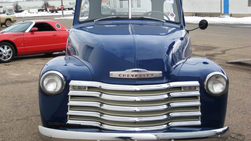 1952 Chevrolet 3100 Pickup presented as lot F33 at Kansas City, MO 2010 - image3