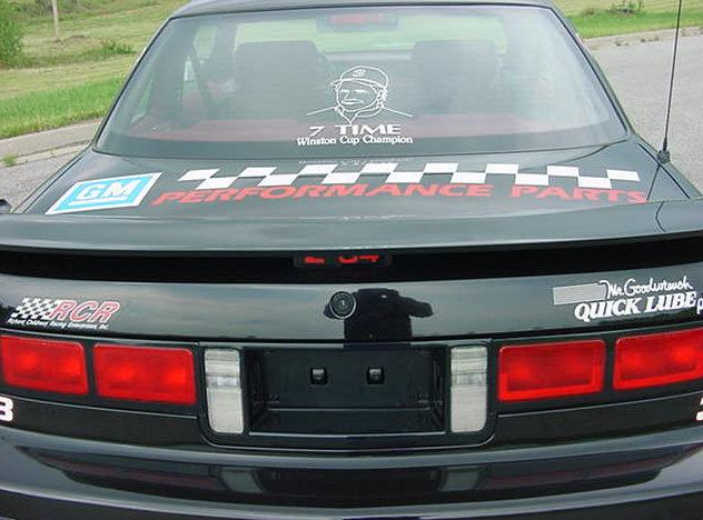 1993 Chevrolet Lumina Z34 Coupe Automatic presented as lot F36 at Kansas City, MO 2010 - image4