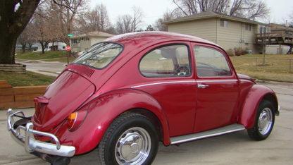 1967 Volkswagen Beetle 2-Door