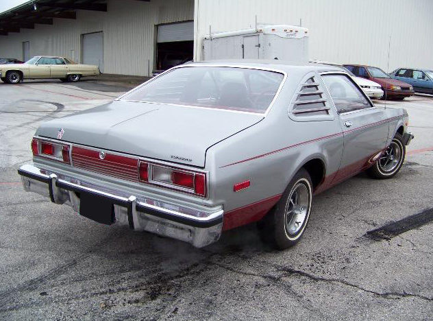 1979 Plymouth Duster 2-Door 225 CI, Automatic presented as lot F40 at Kansas City, MO 2010 - image4