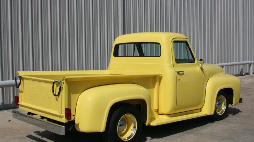 1953 Ford  Pickup 350 CI, Automatic presented as lot F41 at Kansas City, MO 2010 - image2