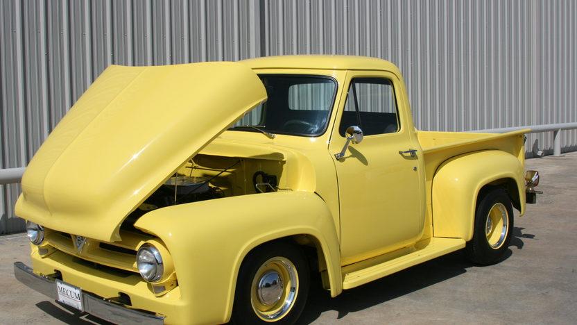 1953 Ford  Pickup 350 CI, Automatic presented as lot F41 at Kansas City, MO 2010 - image3