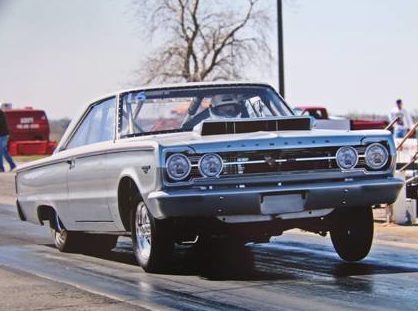 1967 Plymouth Belvedere GTX Replica 451/750 HP, Automatic presented as lot F56 at Kansas City, MO 2010 - image8