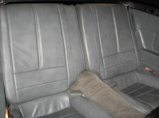 1991 Chevrolet Camaro Convertible presented as lot F61 at Kansas City, MO 2010 - image5