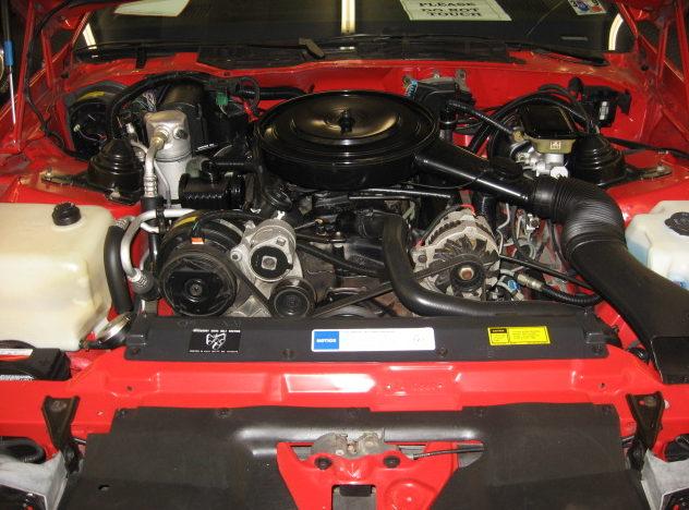1991 Chevrolet Camaro Convertible presented as lot F61 at Kansas City, MO 2010 - image6