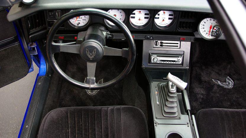 1983 Pontiac Firebrird 2-Door presented as lot F66 at Kansas City, MO 2010 - image3