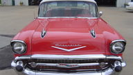 1957 Chevrolet Bel Air 2-Door Hardtop 350 CI, 4-Speed presented as lot F77 at Kansas City, MO 2010 - thumbail image7