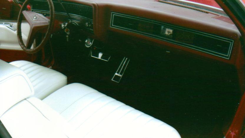 1973 Cadillac Eldorado Convertible 500 CI, Automatic presented as lot F94 at Kansas City, MO 2010 - image5