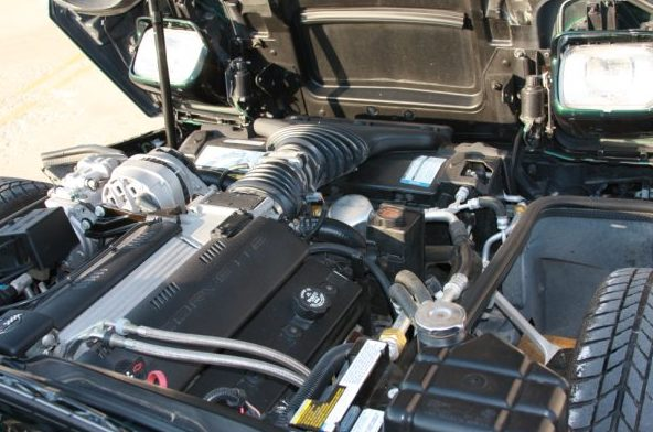 1996 Chevrolet Corvette Convertible 350/300 HP, Automatic presented as lot F96 at Kansas City, MO 2010 - image6