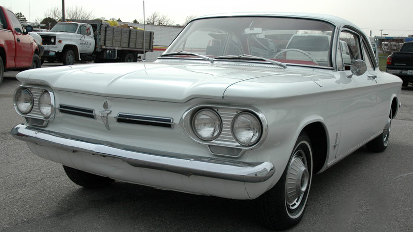 1962 Chevrolet Corvair 4-Speed  presented as lot F97 at Kansas City, MO 2010 - image3