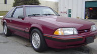 1989 Ford Mustang LX Coupe 5-Speed presented as lot F99 at Kansas City, MO 2010 - thumbail image2