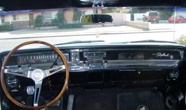 1966 Buick Skylark Convertible presented as lot F105 at Kansas City, MO 2010 - image5