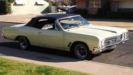 1966 Buick Skylark Convertible presented as lot F105 at Kansas City, MO 2010 - thumbail image3