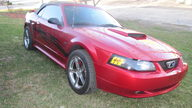 2001 Ford Mustang GT Convertible Automatic presented as lot F112 at Kansas City, MO 2010 - thumbail image2