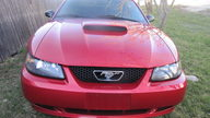 2001 Ford Mustang GT Convertible Automatic presented as lot F112 at Kansas City, MO 2010 - thumbail image3