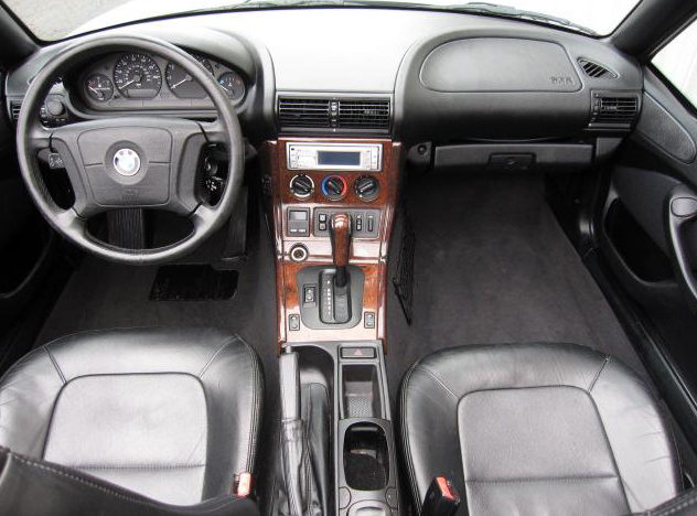 1998 BMW Z3 Convertible 189 HP, Automatic presented as lot F116 at Kansas City, MO 2010 - image5