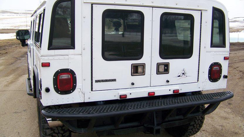 1996 Hummer AM General 4-Door 454 CI presented as lot F120 at Kansas City, MO 2010 - image2