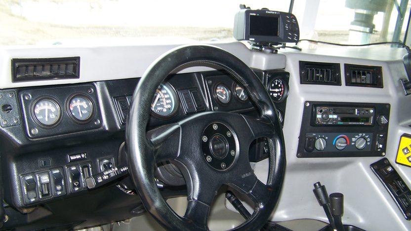 1996 Hummer AM General 4-Door 454 CI presented as lot F120 at Kansas City, MO 2010 - image5