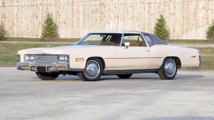 1978 Cadillac Eldorado Automatic presented as lot F126 at Kansas City, MO 2010 - image3