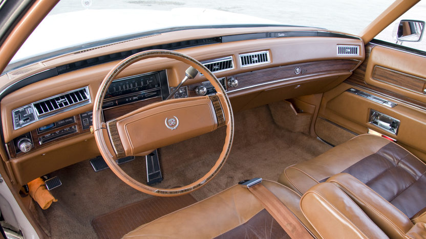 1978 Cadillac Eldorado Automatic presented as lot F126 at Kansas City, MO 2010 - image5