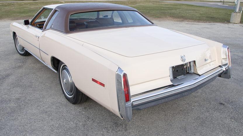 1978 Cadillac Eldorado Automatic presented as lot F126 at Kansas City, MO 2010 - image8