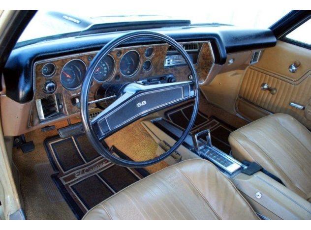 1970 Chevrolet El Camino SS Pickup 396 CI, Automatic presented as lot F127 at Kansas City, MO 2010 - image5